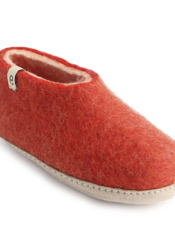 Varm felted children shoes from Nepal